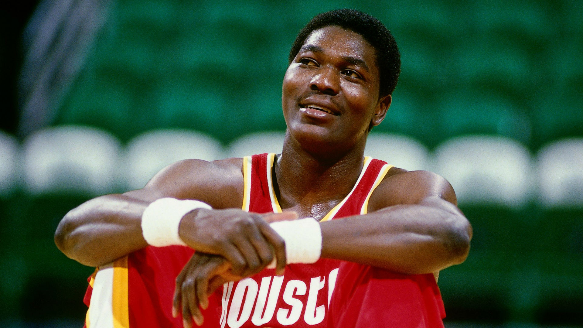 This Date in NBA History (Oct. 28): Hakeem Olajuwon shows why he was taken No. 1 in his NBA debut