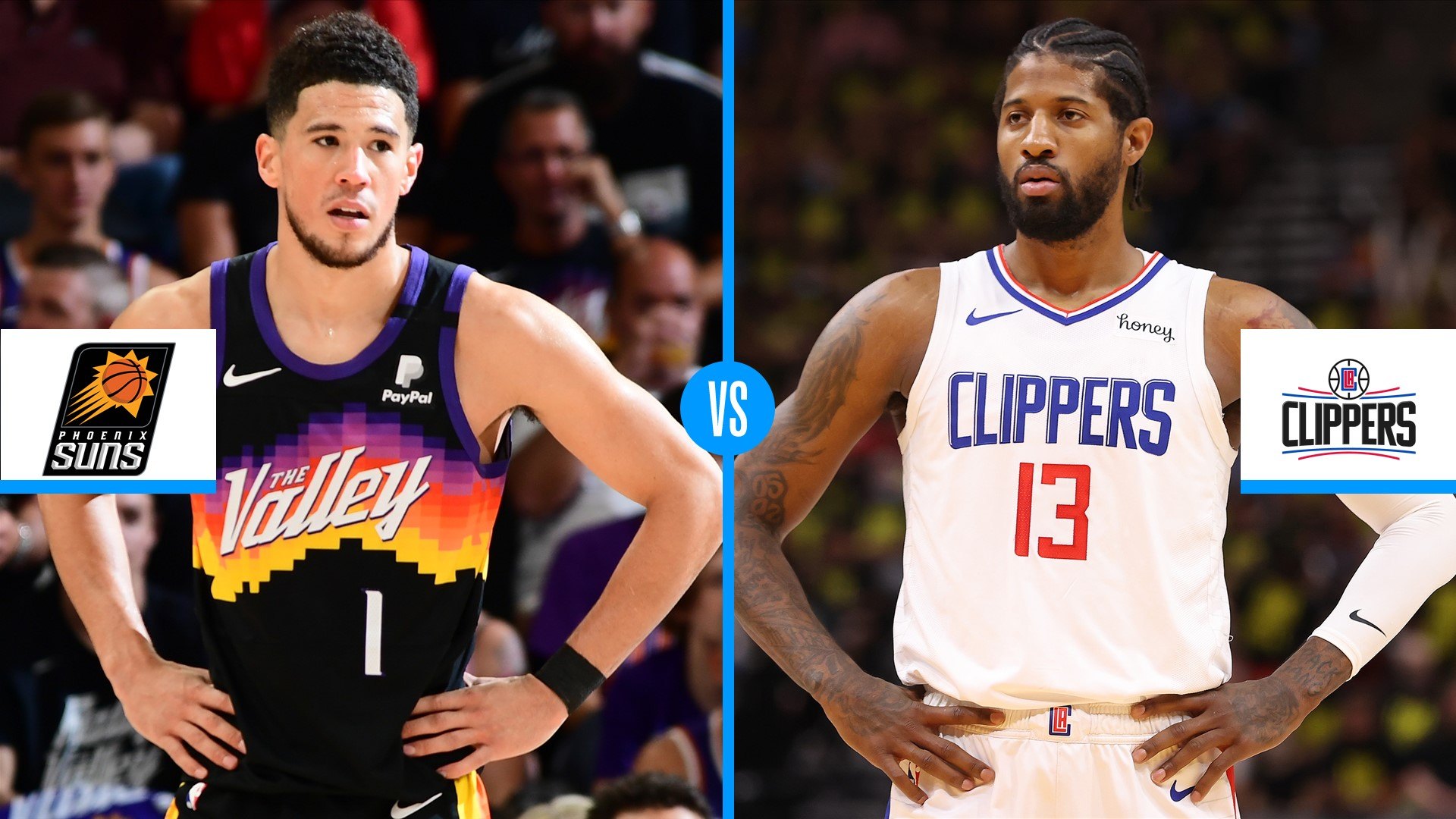 NBA Playoffs 2021: Phoenix Suns vs. LA Clippers series preview | NBA.com India | The official site of the NBA