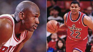 Michael Jordan, LaBradford Smith