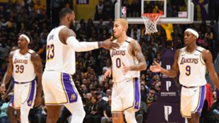 Lakers vs. Pistons