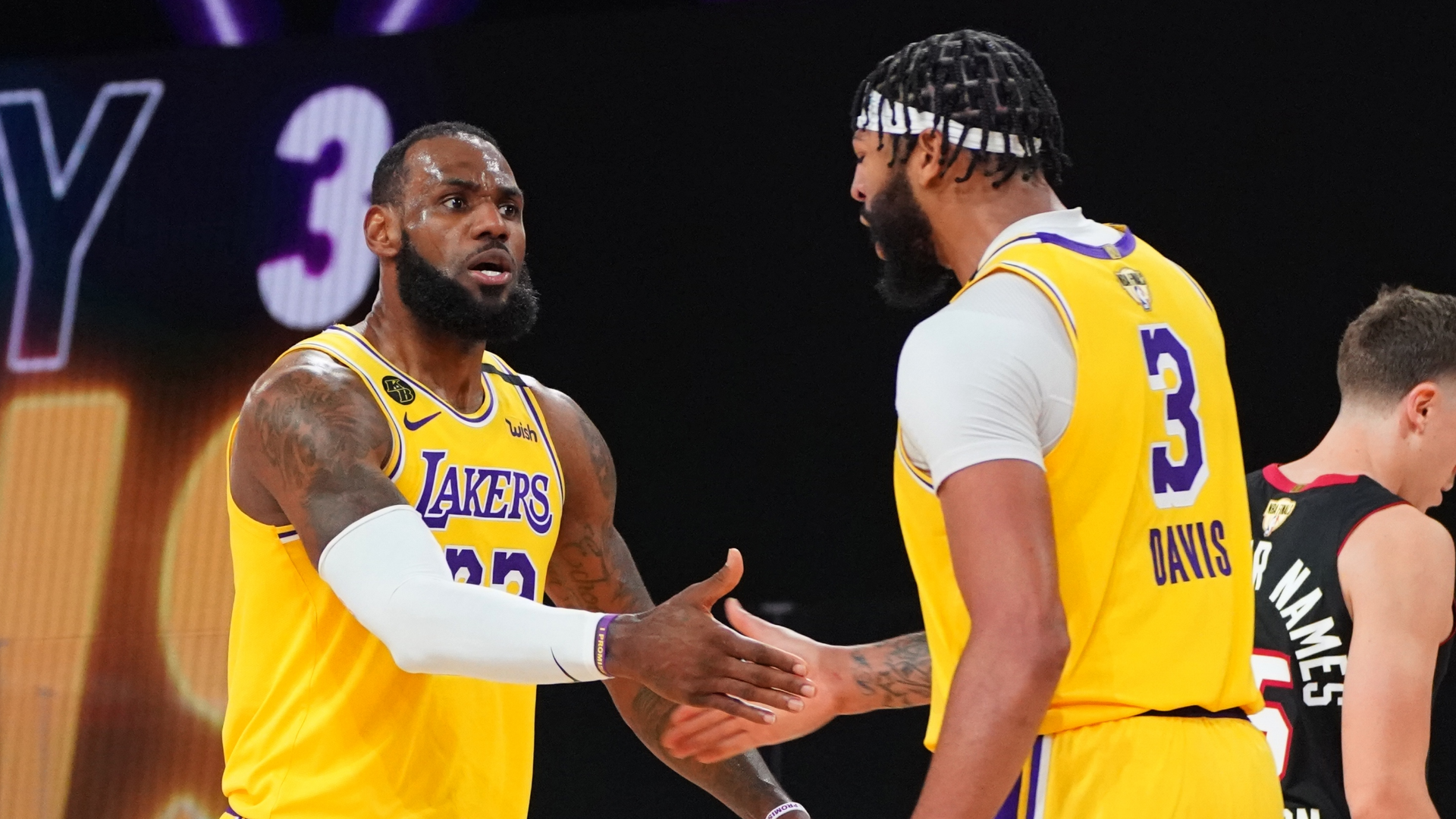Nba Finals 2020 Los Angeles Lakers Vs Miami Heat Game 1 Live Score Updates News Stats And Highlights Nba Com India The Official Site Of The Nba