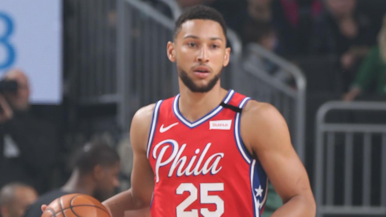 Philadelphia 76ers' Ben Simmons exits game vs Milwaukee Bucks; appears to re-aggravate back injury