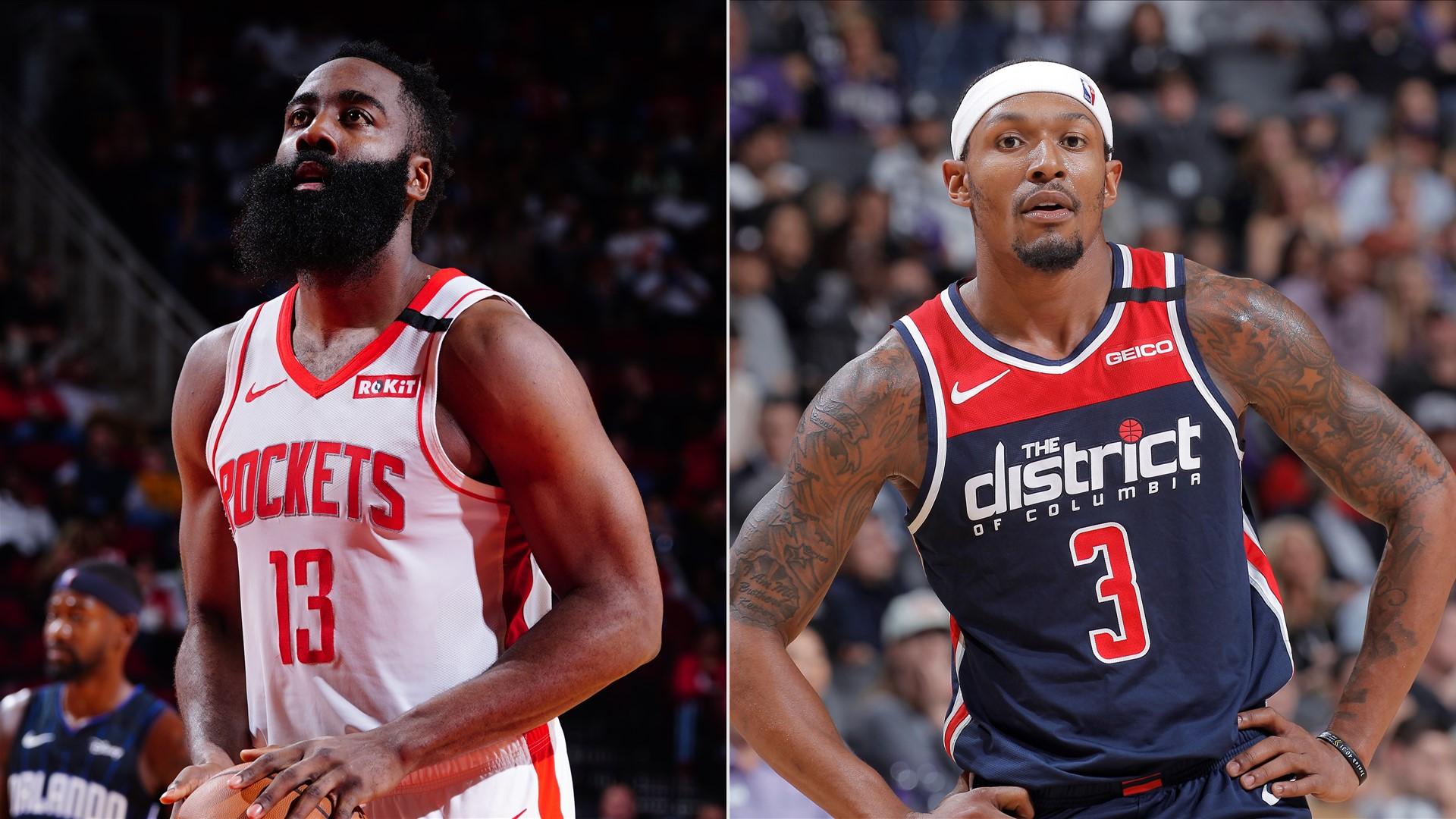 Washington Wizards estuvo cerca de hacerse con James Harden en 2012 a  cambio de Bradley Beal | NBA.com España | El sitio oficial de la NBA