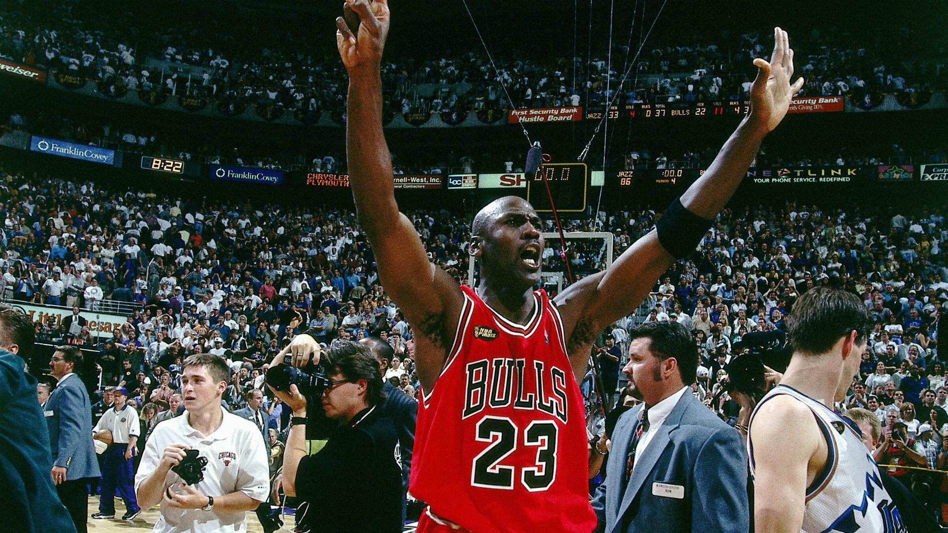 Interpersonal Beneficiario Sitio de Previs  El último partido de Michael Jordan en Chicago Bulls: un tiro para la  historia y una demostración de su carácter ganador | NBA.com Argentina | El  sitio oficial de la NBA
