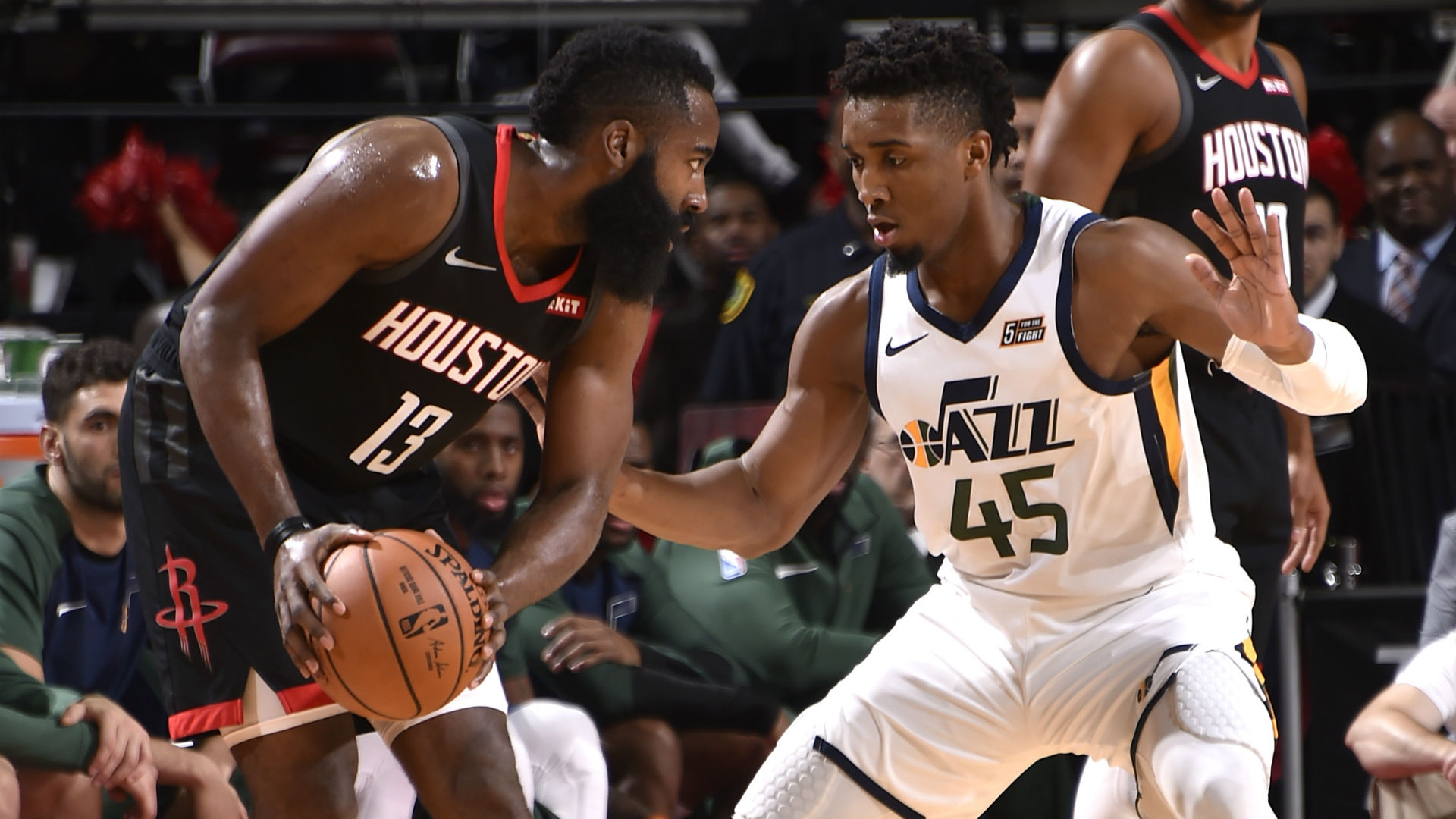 Heat Check: Will The Houston Rockets And/or Utah Jazz Make