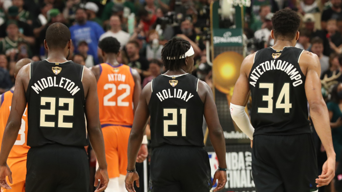 NBA Finals 2021: By The Numbers - Giannis Antetokounmpo's ...