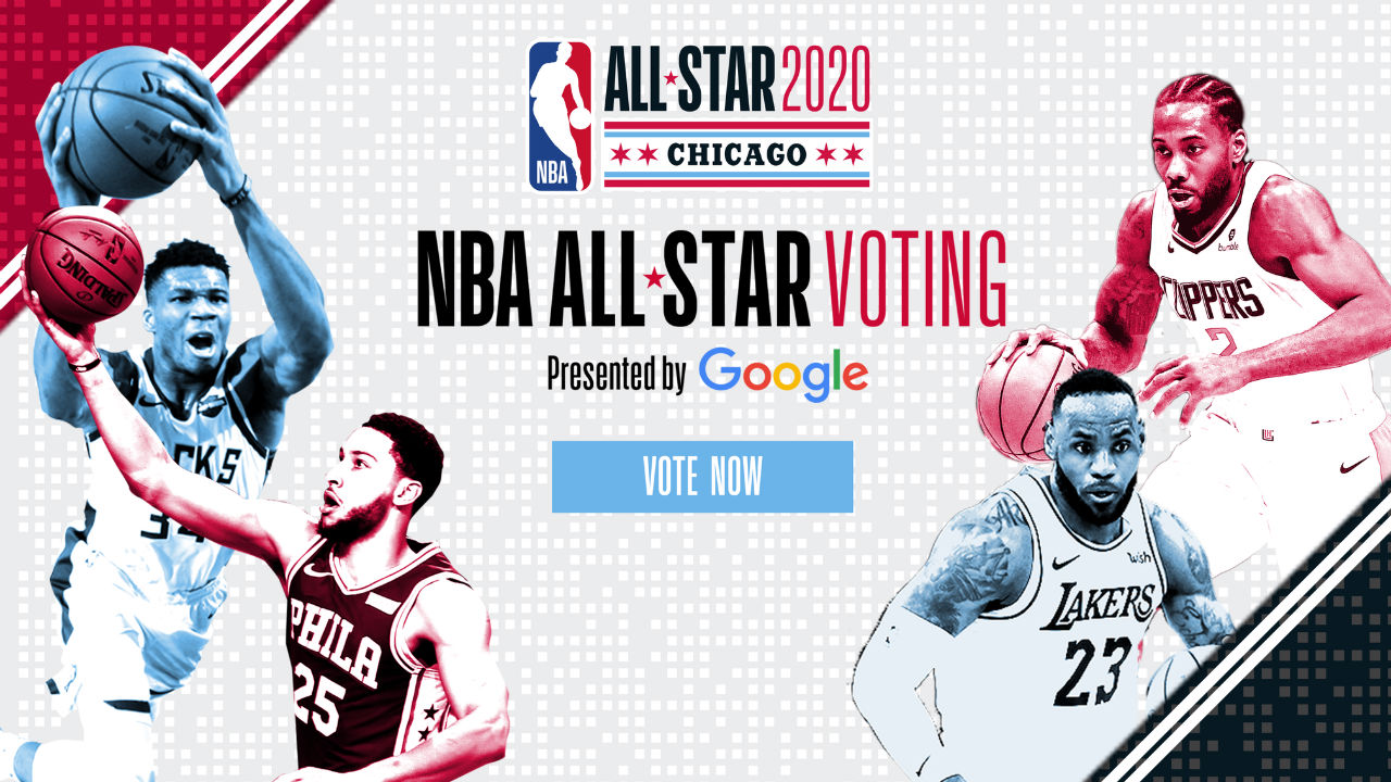 Nba All Star Game 2020 How To Vote For All Star Starters