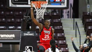 Chris Boucher is the first international player to win G League MVP