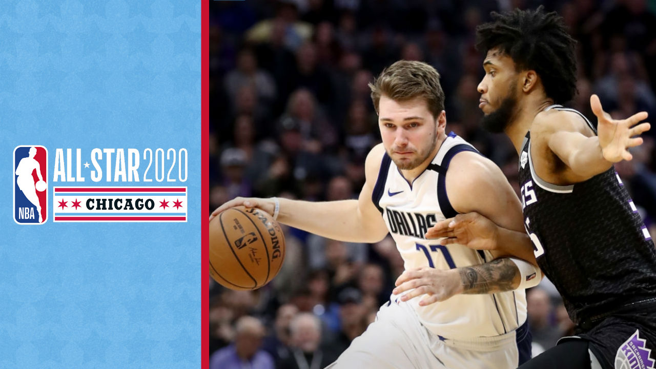 All Star Moment Of The Day Luka Doncic Records Historic