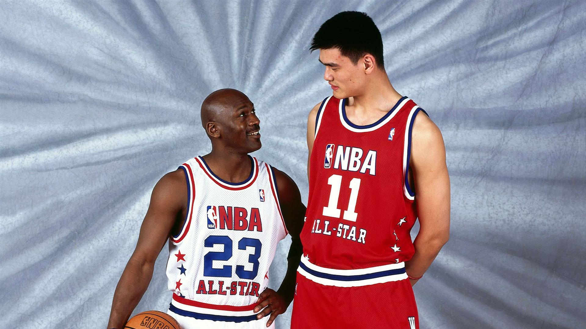 姚明沒資格進NBA名人堂?聽聽這些球星的看法,喬丹的評價最公道!