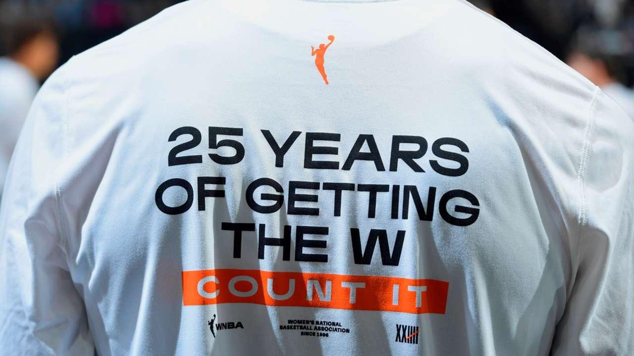 WNBA25