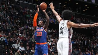 Julius Randle vs. the Nets