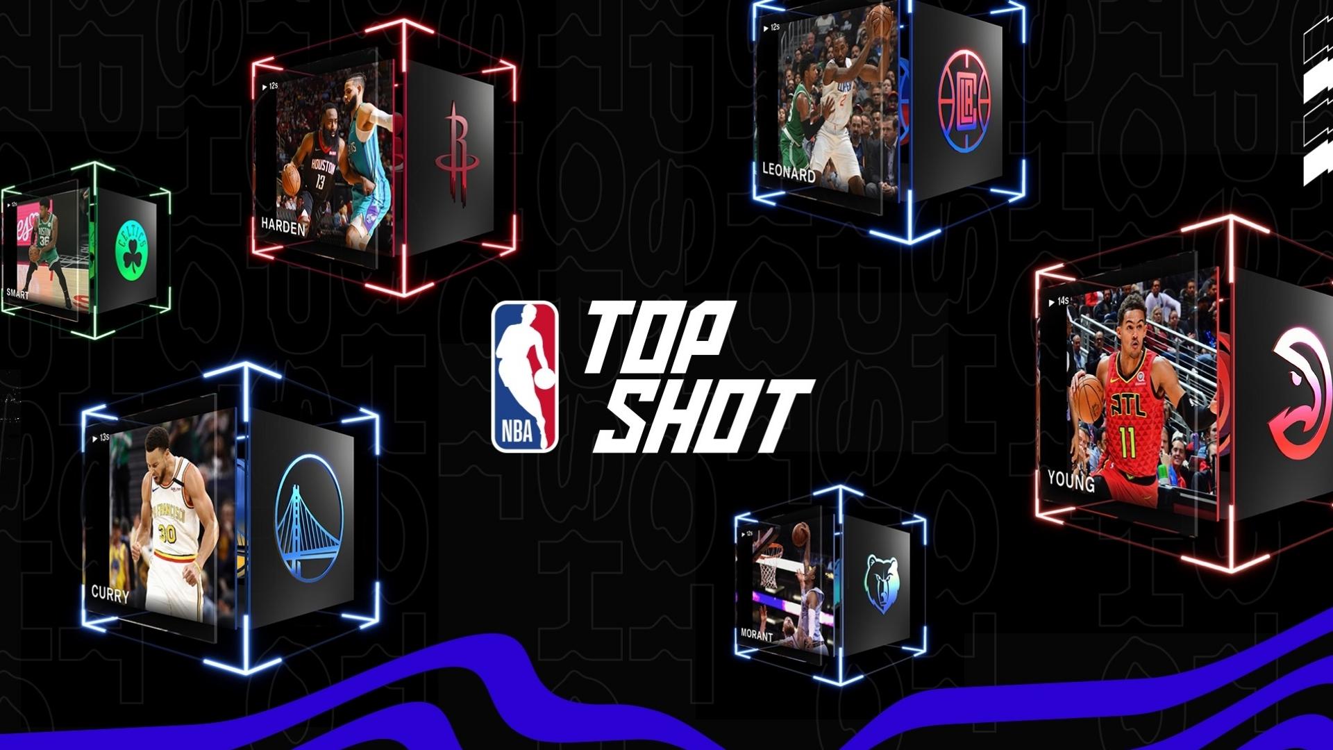 Qué es y cómo funciona NBA Top Shot?   NBA.com Argentina   El sitio oficial  de la NBA