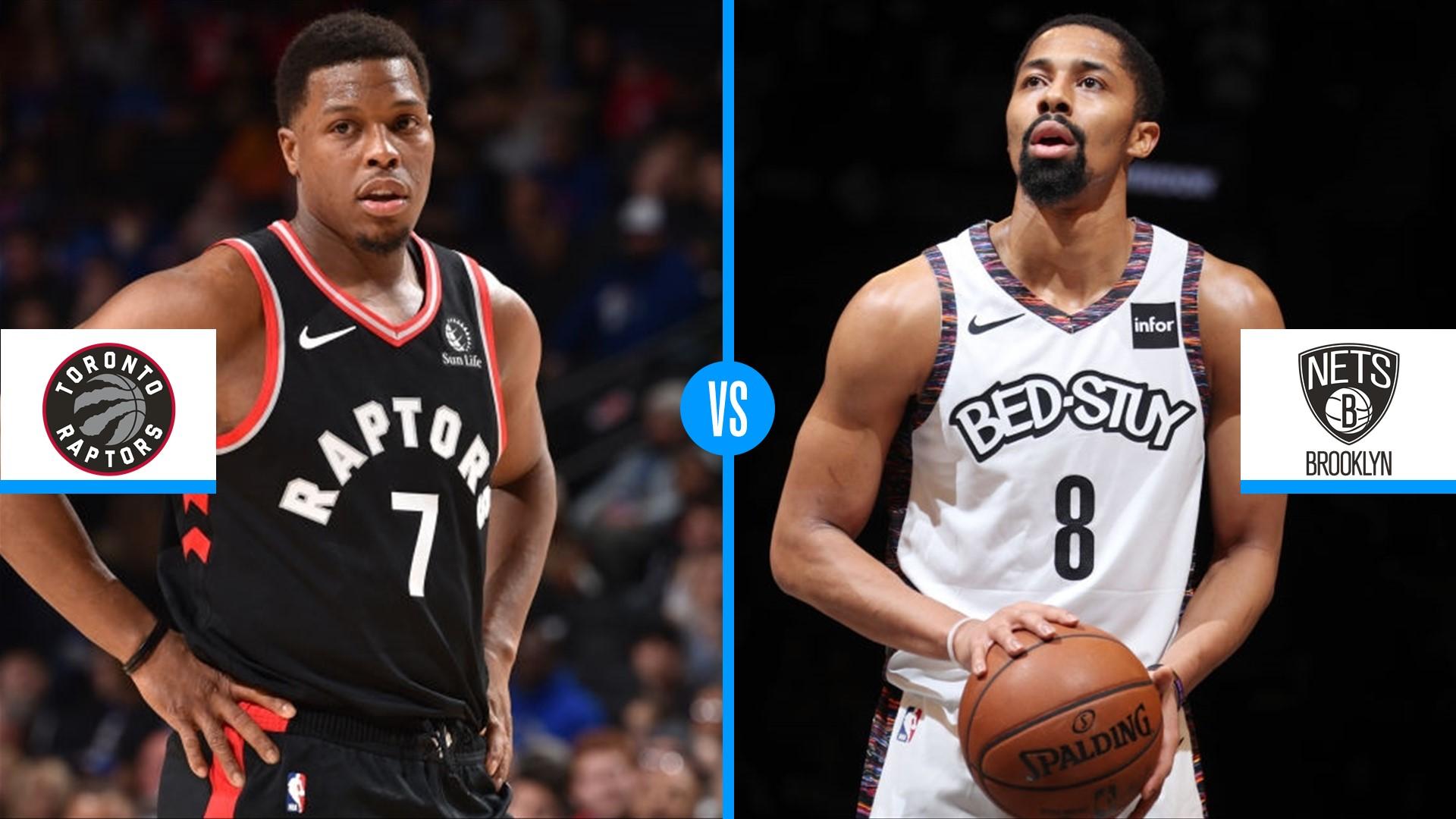 Toronto Raptors vs. Brooklyn Nets: Game Preview, TV ...