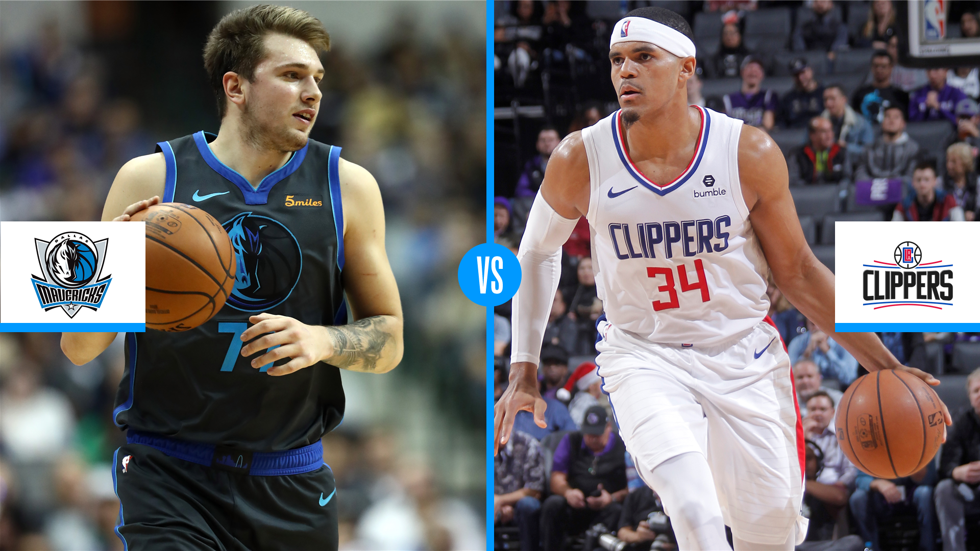 Dallas Mavericks Vs La Clippers Game Preview Live Stream