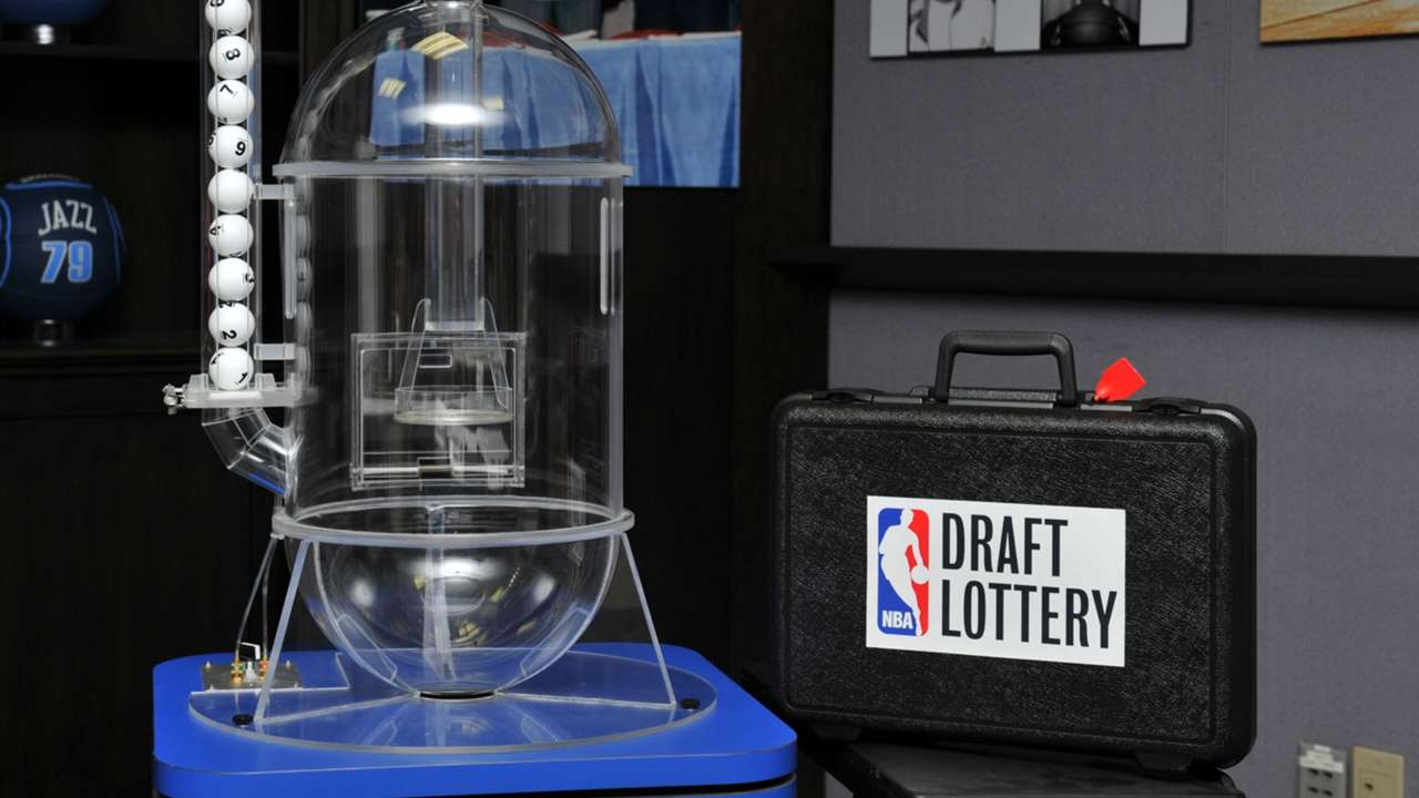 #DraftLottery