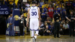 Stephen Curry finished with the second-most points in a loss in NBA Finals history.