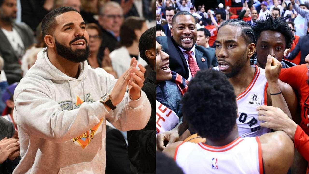 #Drake #Kawhi