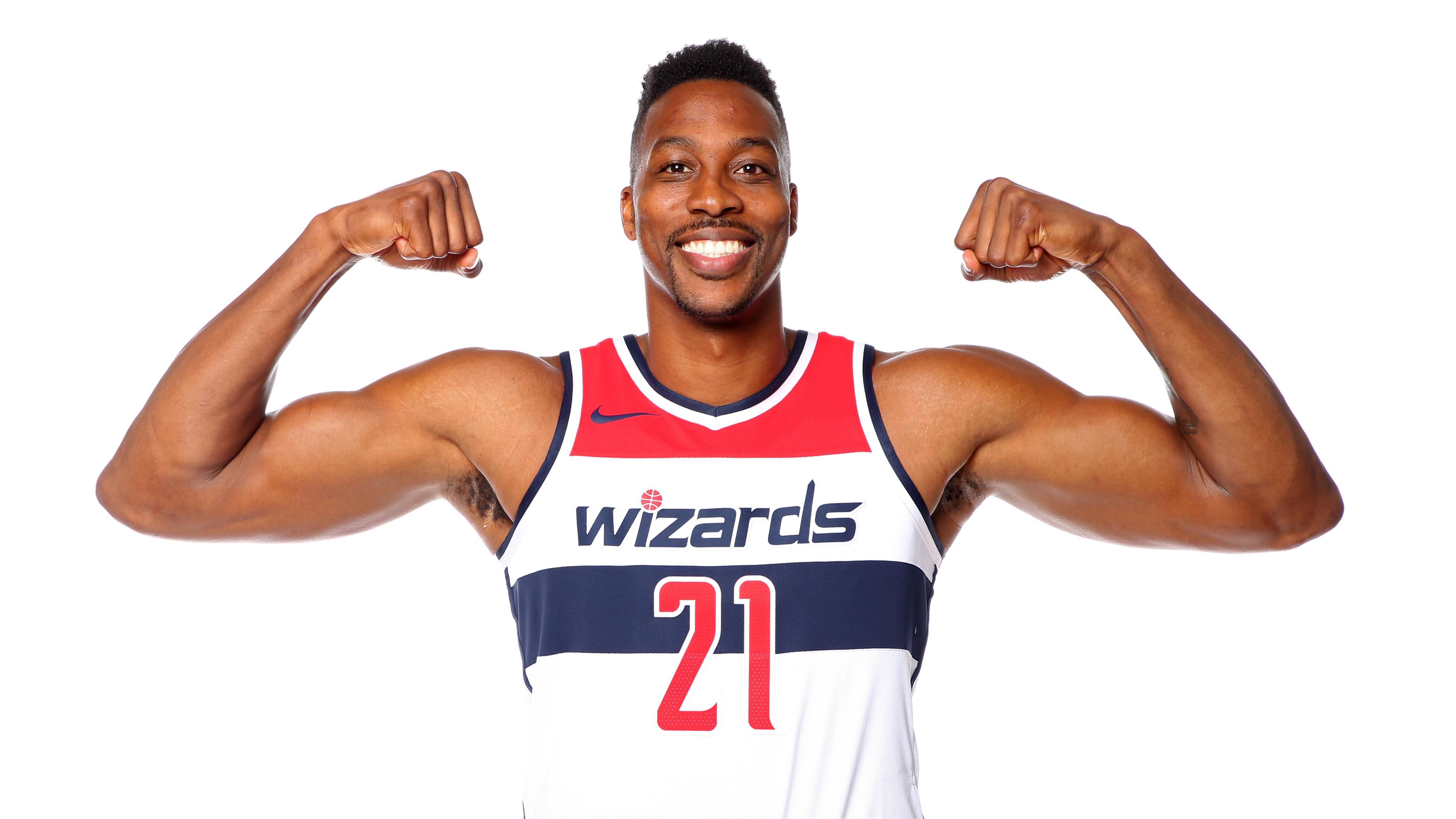 Dwight Howard NBA Washington Wizards