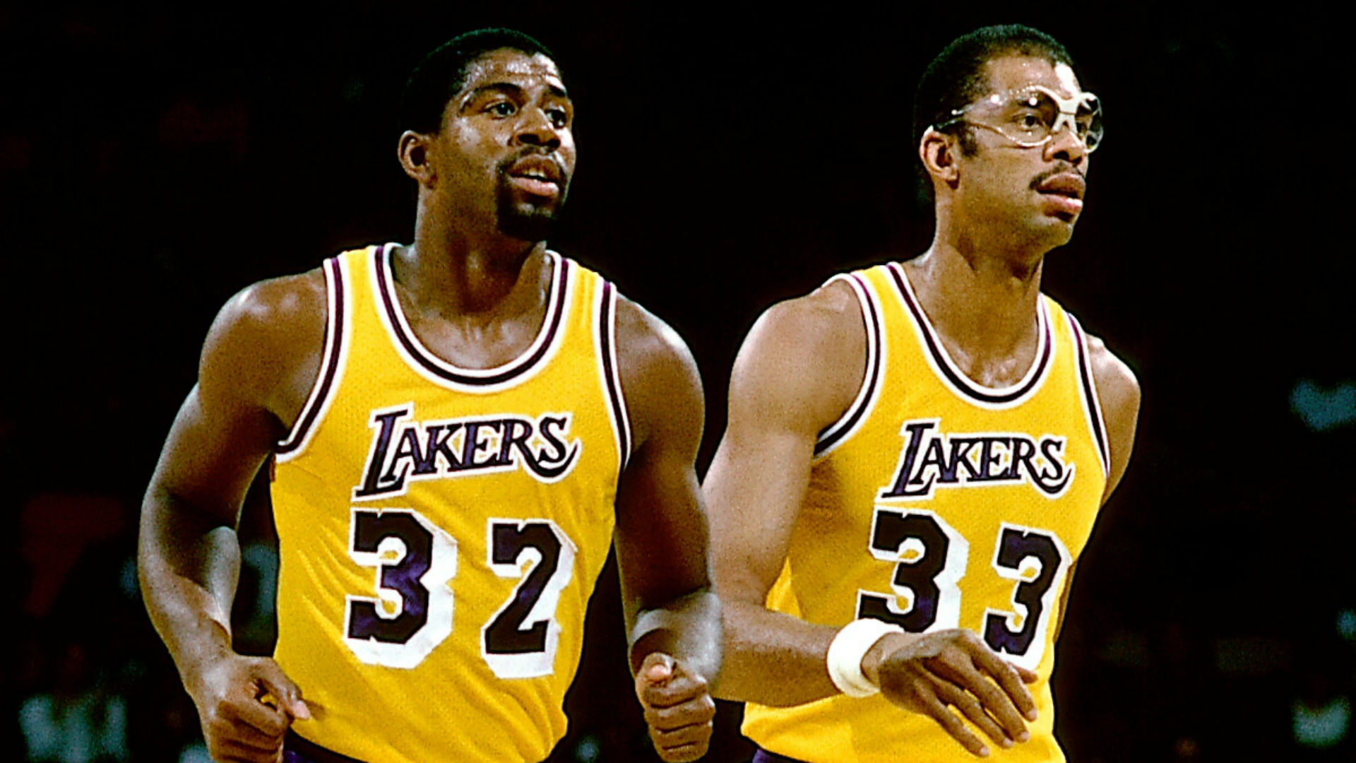 Magic Johnson, Kareem Abdul-Jabbar