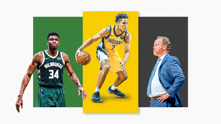 Malcolm Brogdon's numbers with the Indiana Pacers are impressive, but irrelevant when assessing Milwaukee's decision