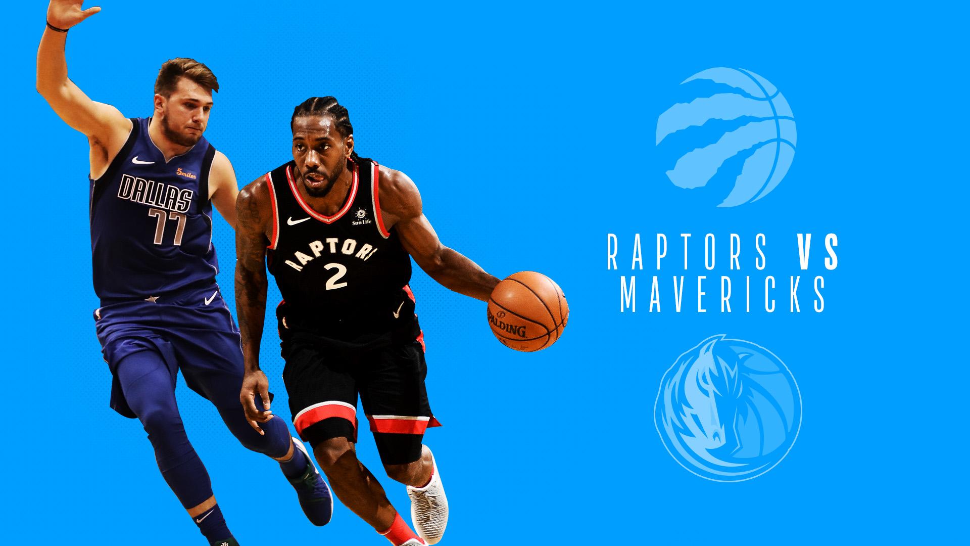 Toronto Raptors vs. Dallas Mavericks: Game preview, live ...
