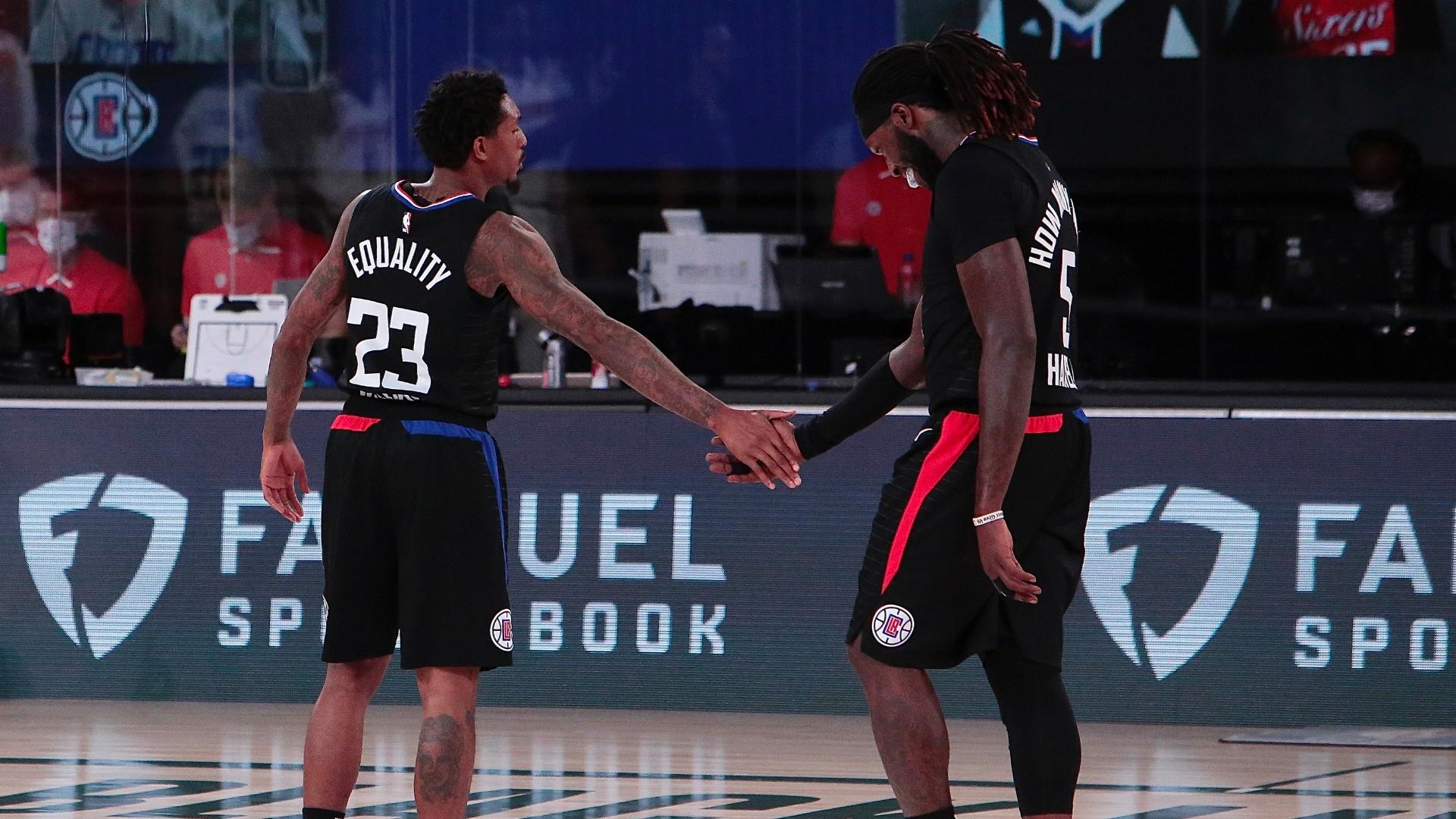 NBA Playoffs 2020: ¿Qué pasa con el banco de LA Clippers? El bajo rendimiento de Lou Williams y Montrezl Harrell | NBA.com Argentina | El sitio oficial de la NBA