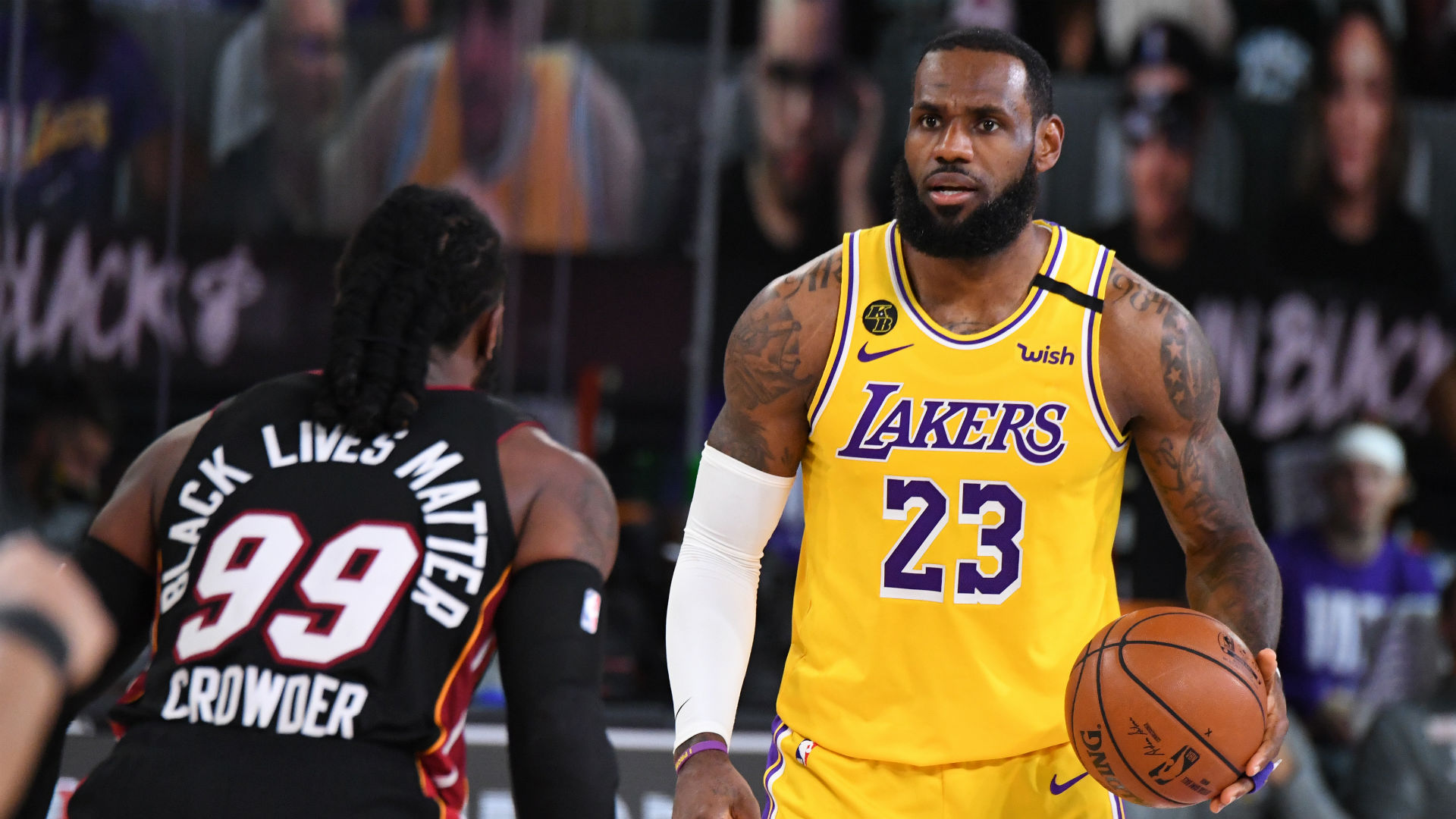 NBA Finals 2020: Five plays from Game 4 that will haunt ...