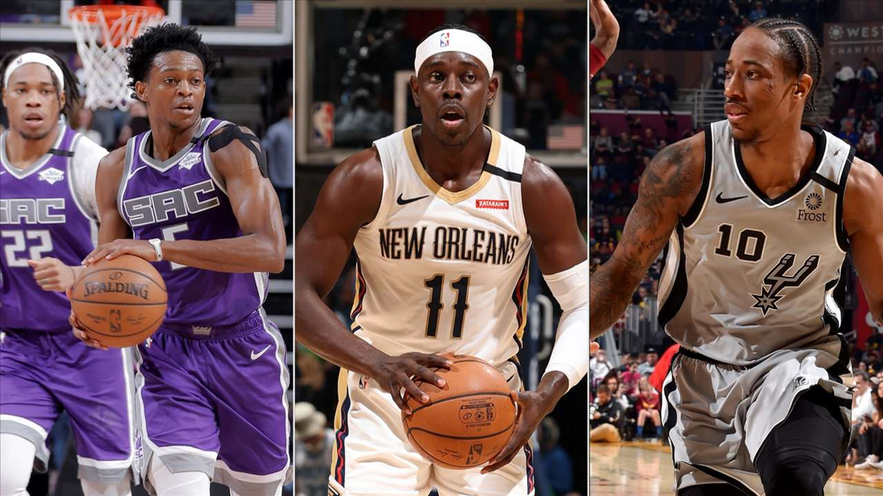 Kings, Pelicans, and Spurs were in action among the teams in race for the 8th seed in the West.