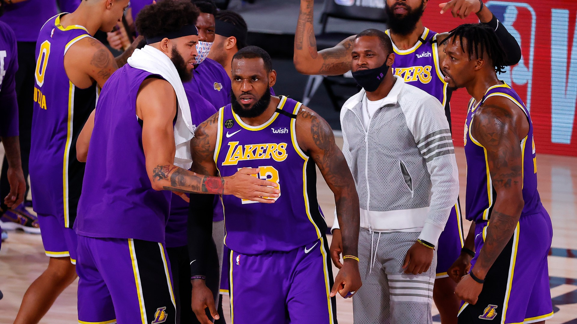 LeBron  the 10th Finals to trip Finals NBA 2020: is James