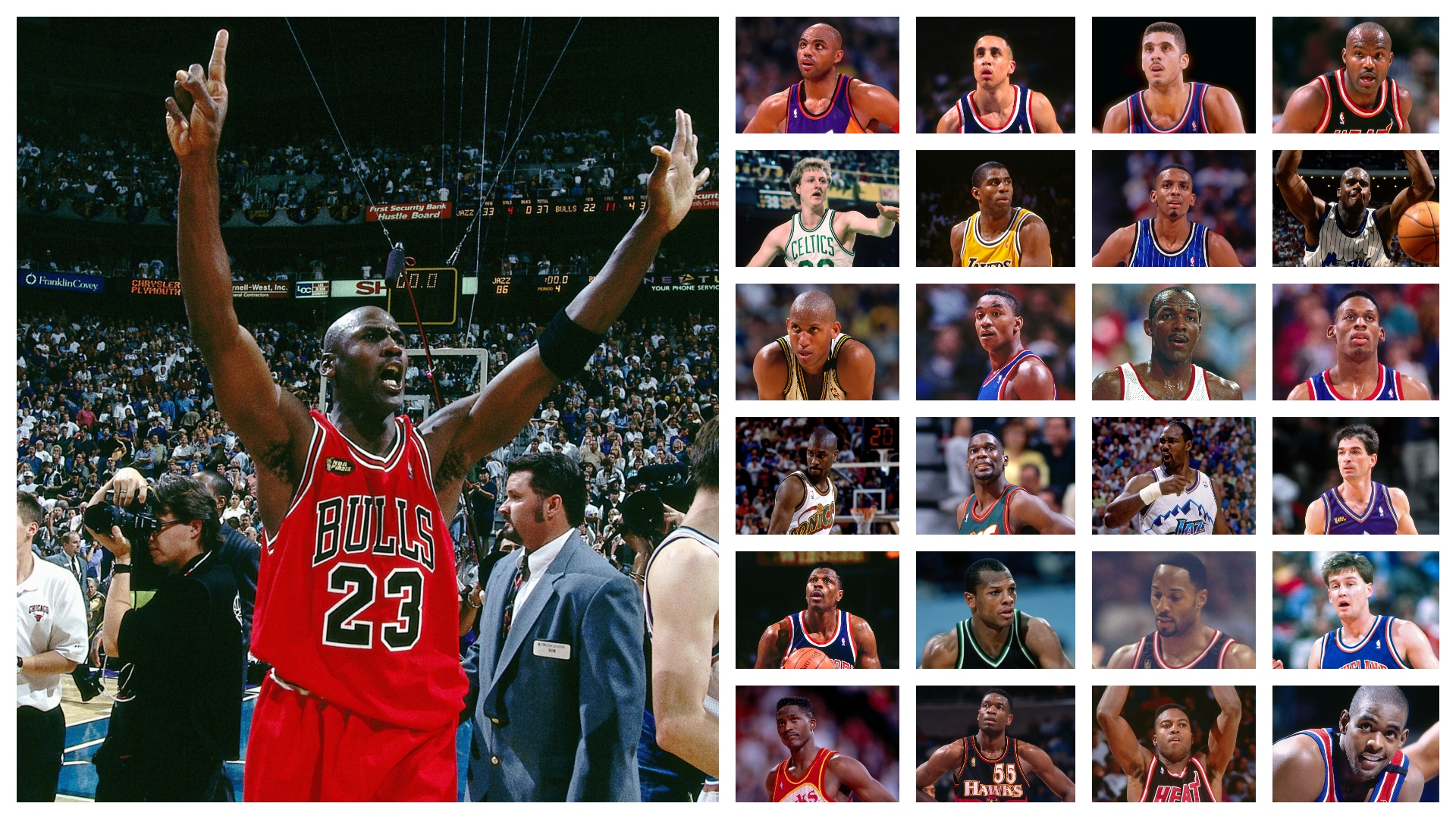 enlace Agente Romance  Every Michael Jordan playoff opponent | NBA.com Australia | The official  site of the NBA