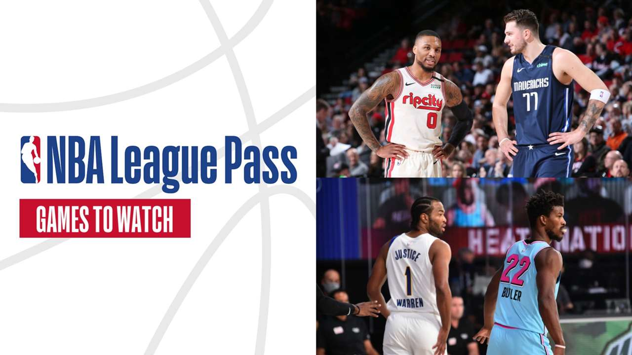 #LeaguePass