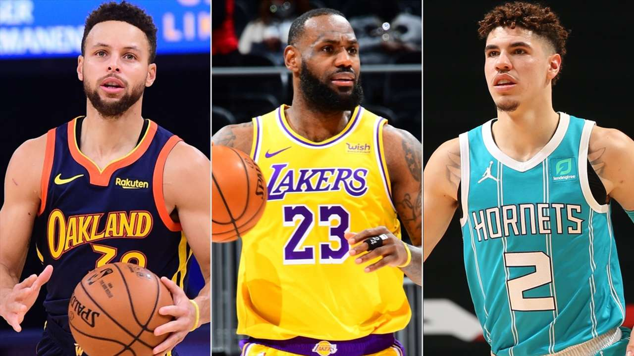 #Curry #LeBron #LaMelo