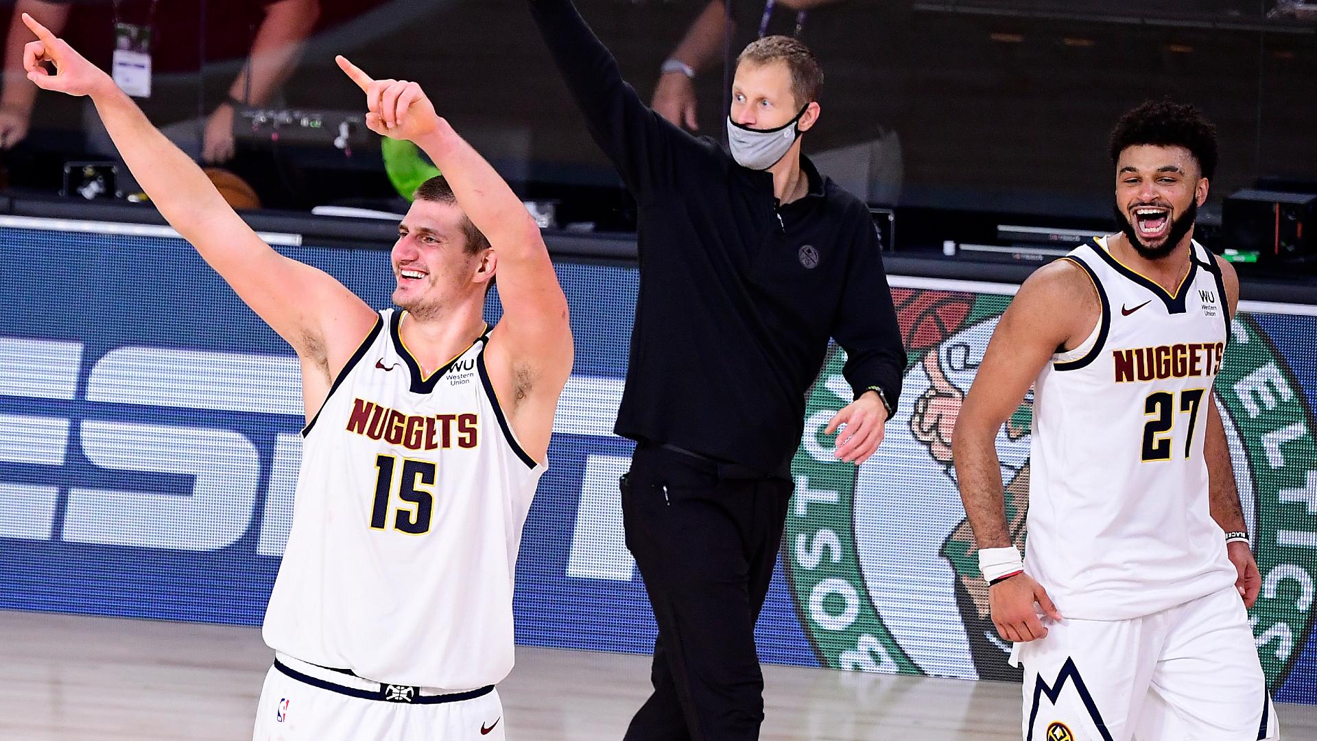 Denver Nuggets completó la remontada y está en las Finales del Oeste de la mano de Nikola Jokic y Jamal Murray | NBA.com Argentina | El sitio oficial de la NBA
