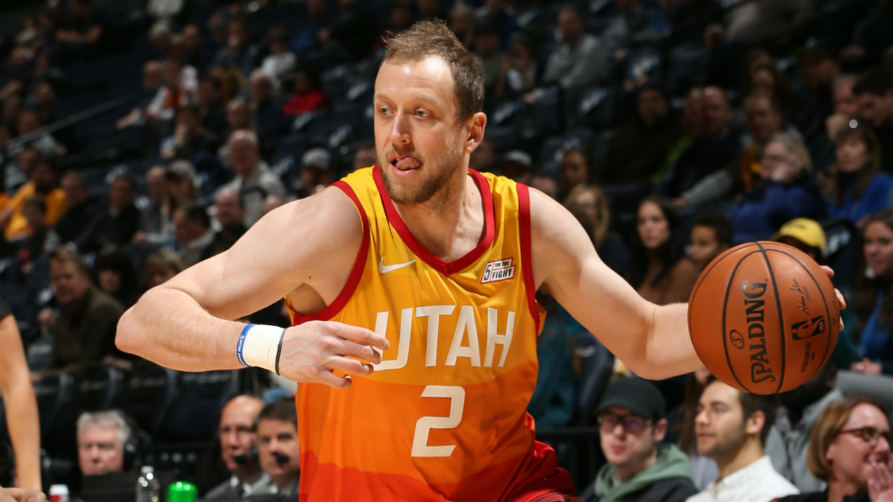 Joe Ingles scores season-high 23 points as the Utah Jazz hand the Minnesota Timberwolves their sixth-straight loss
