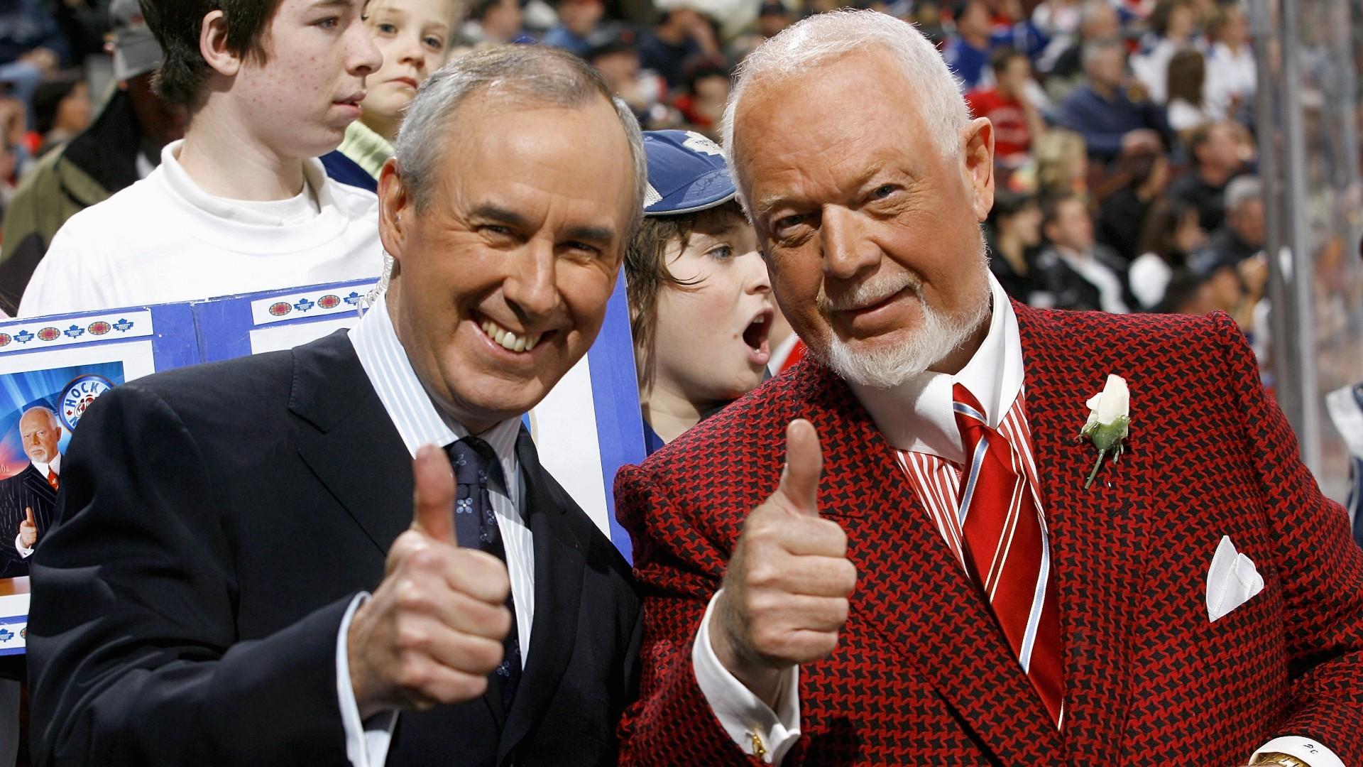 Ron MacLean addresses rumors of leaving 'Hockey Night in Canada'