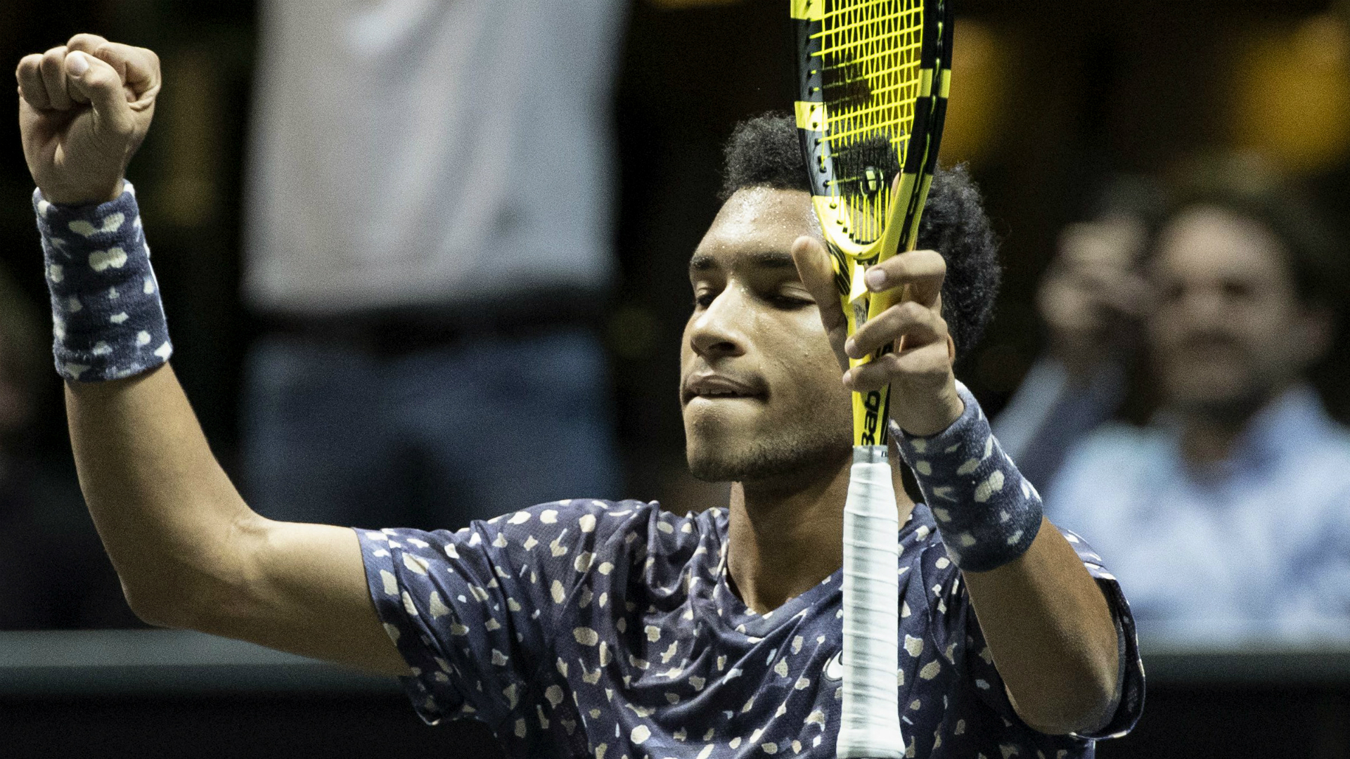 Rotterdam Open 2020: Felix Auger-Aliassime reaches first ATP Tour final of year