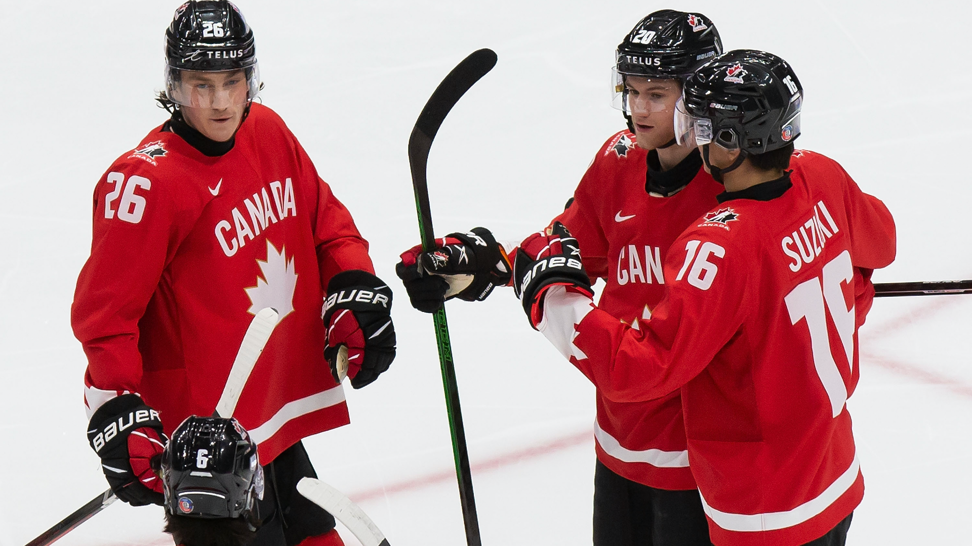 Canada Vs Germany Score Result Canadians Open 2021 World Juniors With 16 Goal Blowout Sporting News Canada