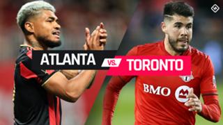 Atlanta United vs. Toronto FC GFX