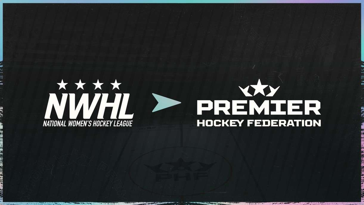 Premier Hockey Federation unveiled its new name and logo on Tuesday