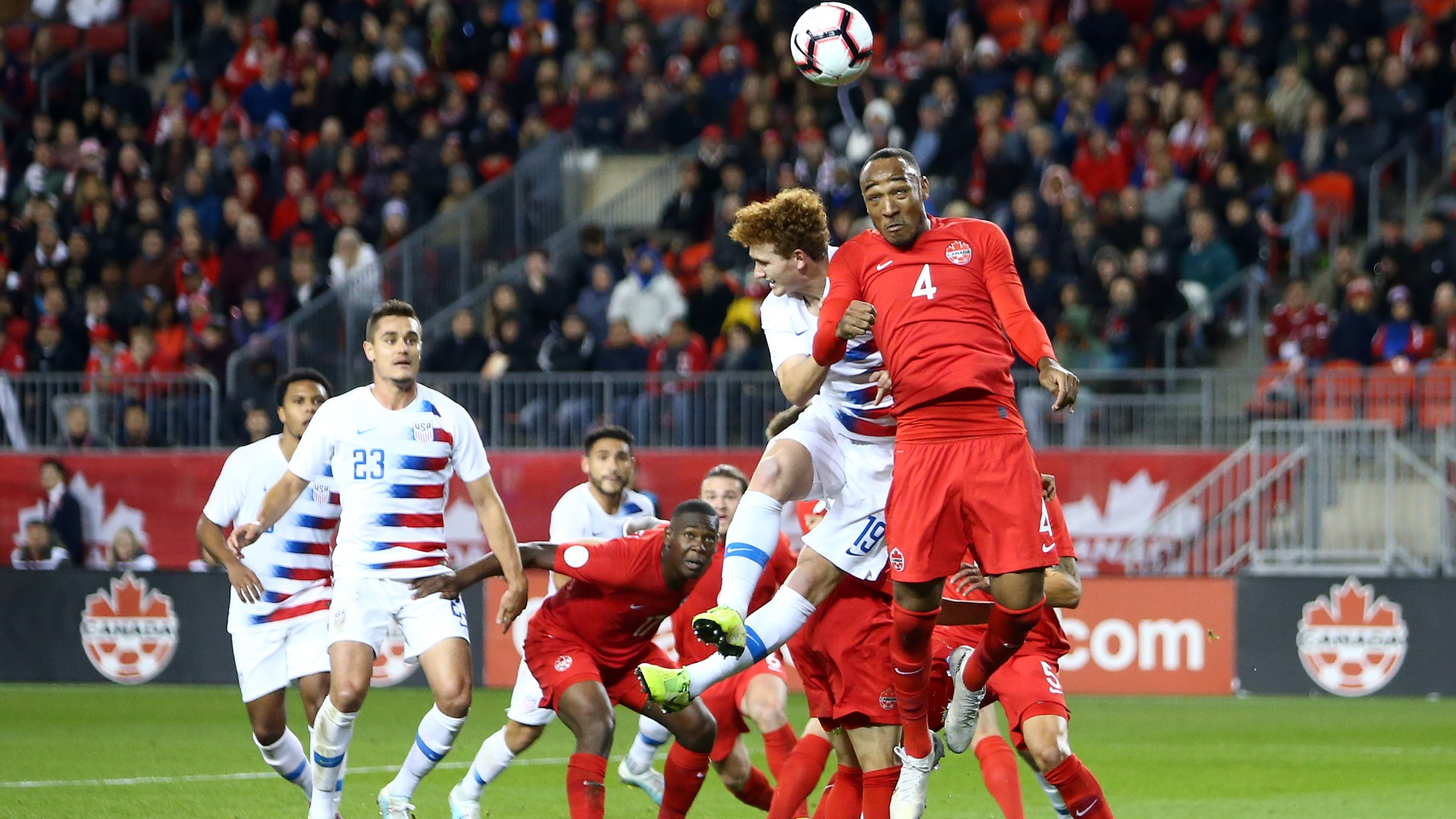CONCACAF Nations League 2019: Canada defeats USMNT for ...