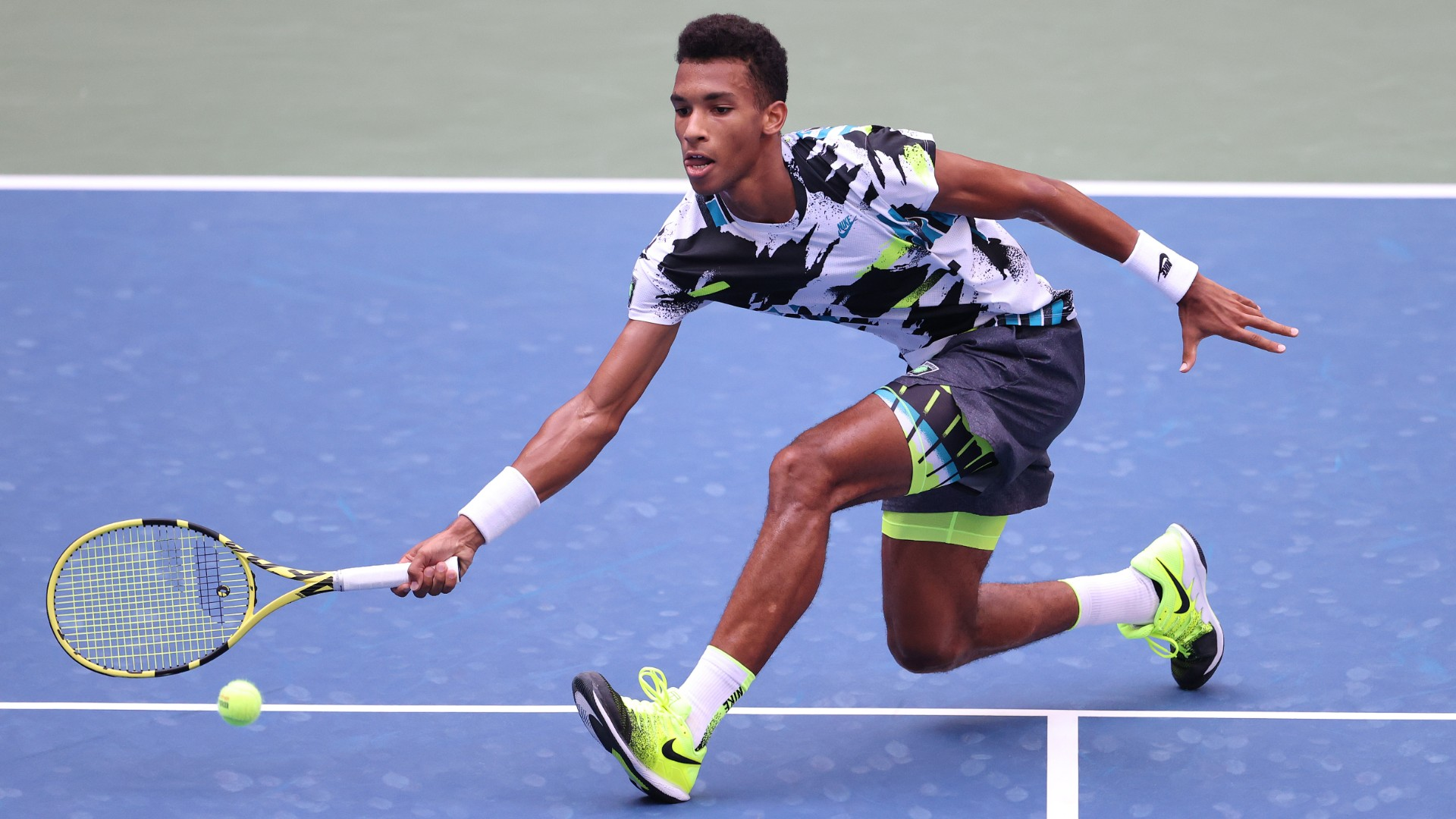 US Open 2020: Felix Auger-Aliassime ousted by Dominic ...