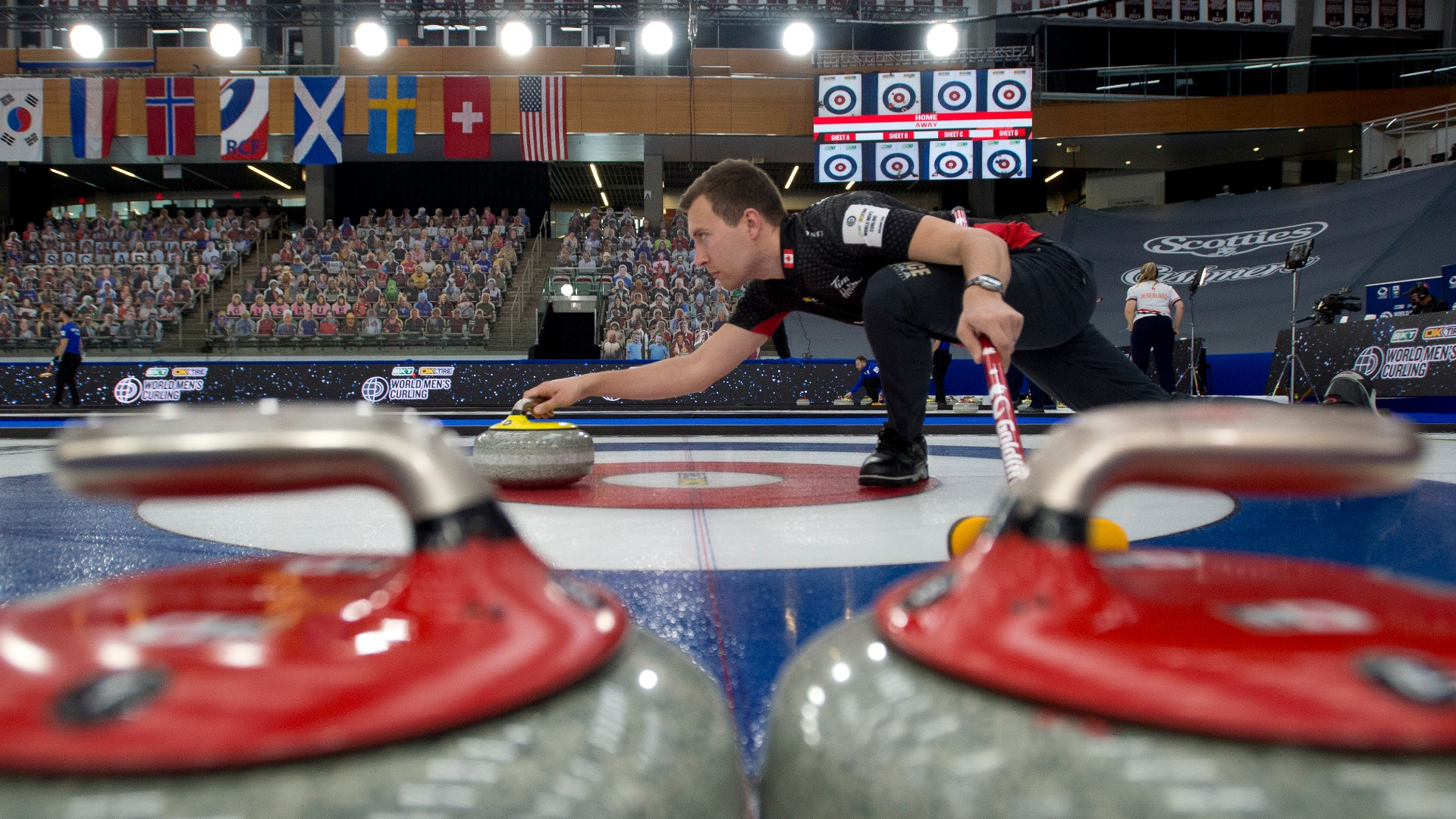 World Men's Curling Championship 2021: Results, standings, schedule and TV channel