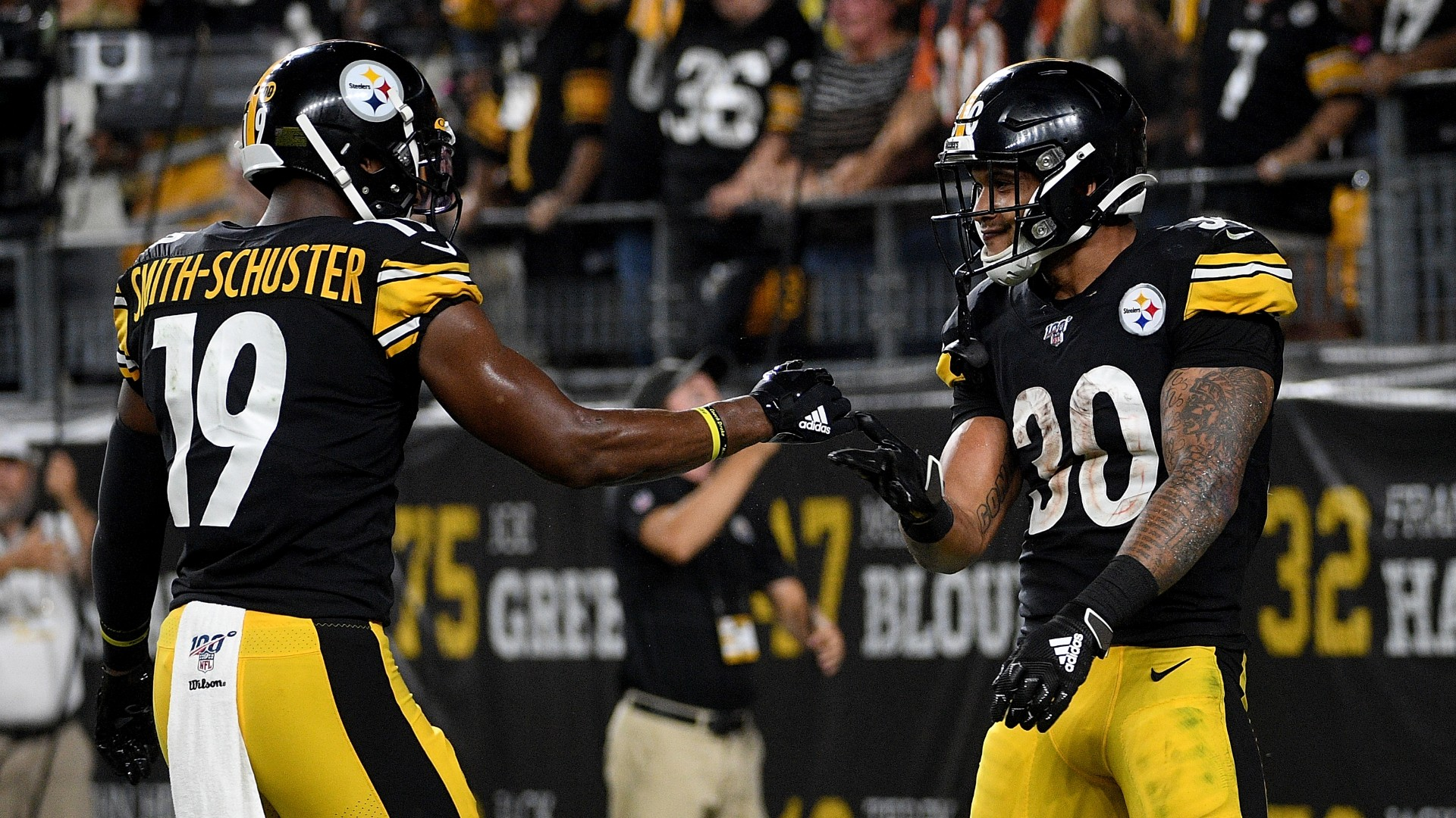 Pittsburgh Steelers 2019 Season Schedule Scores And Tv