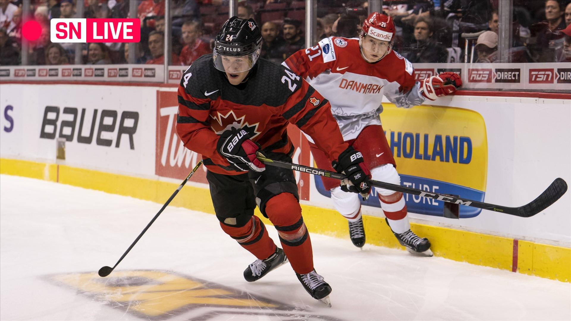 Canada vs. Czech Republic: Live scores, highlights, updates from 2020 World Juniors