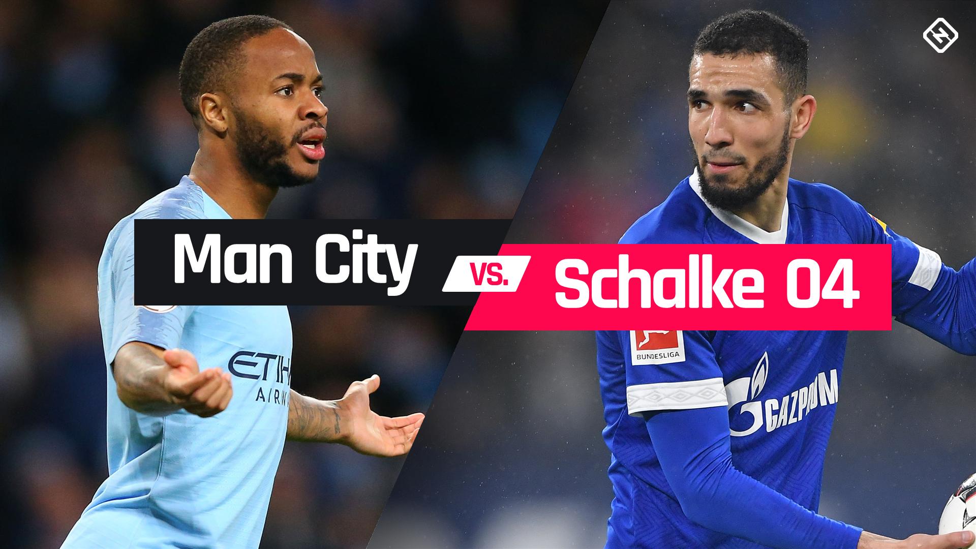 Man City Gegen Schalke