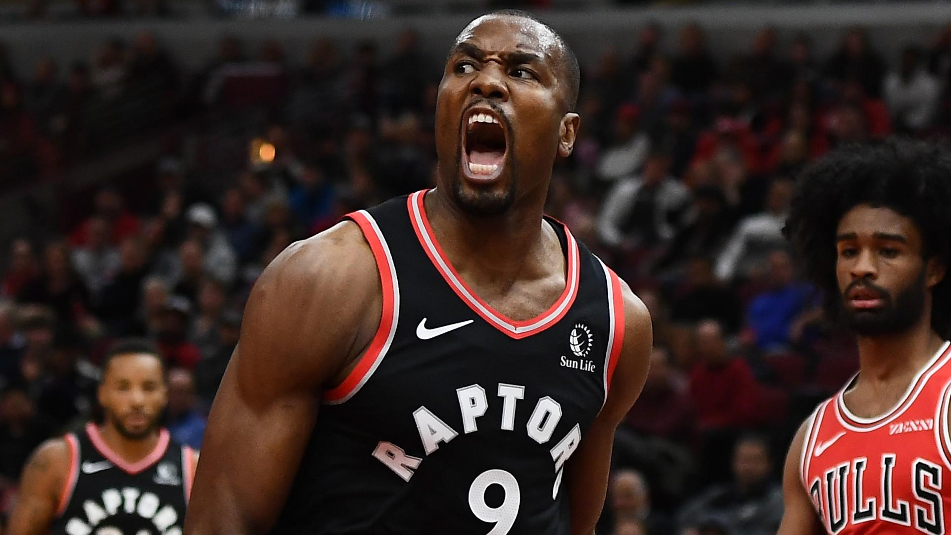 Serge Ibaka injury update: Toronto Raptors center unlikely to play against Atlanta Hawks
