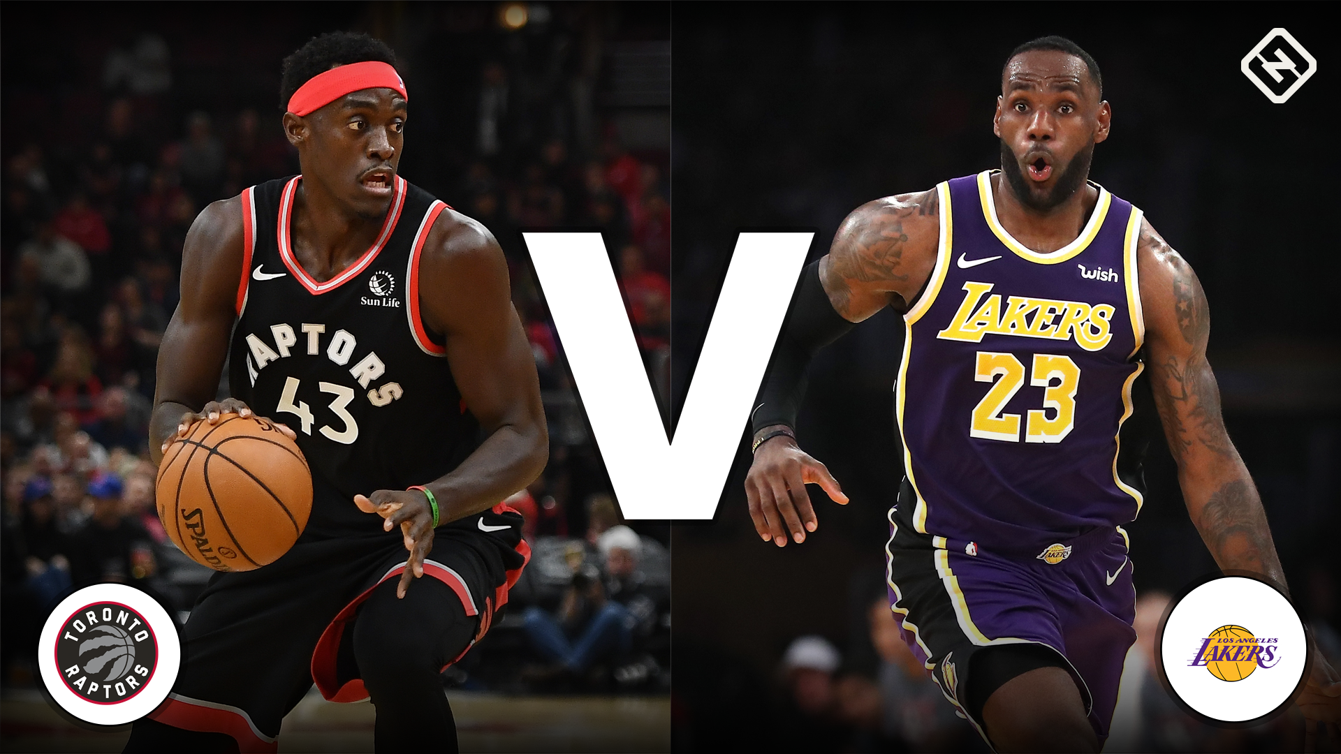 What channel is Raptors vs. Lakers on tonight? Schedule, time for Sunday's game