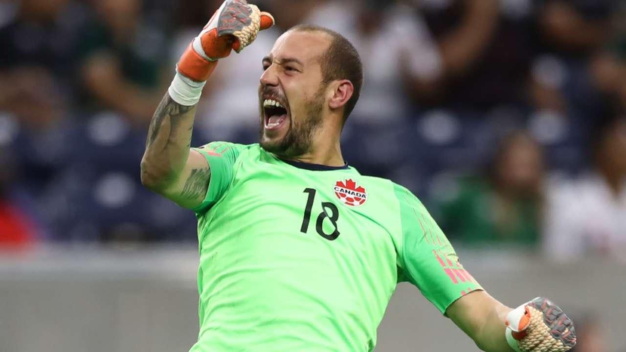 Milan Borjan - Canada