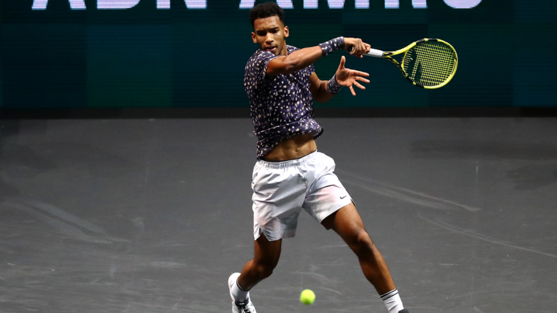 Felix Auger-Aliassime to face in-form Gael Monfils in bid for first ATP Tour title